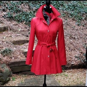 Guess Small Red Coat